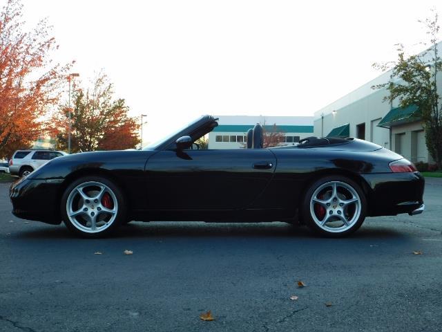 2004 Porsche 911 Carrera 4 / AWD / Convertible / 6-SPEED / 42K MILE - Photo 11 - Portland, OR 97217
