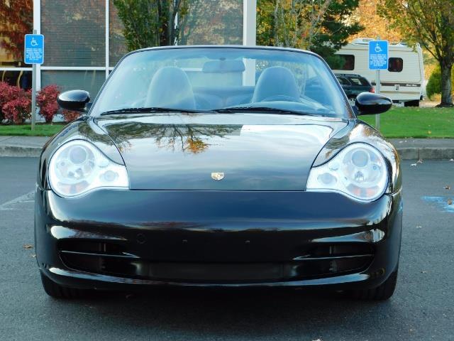 2004 Porsche 911 Carrera 4 / AWD / Convertible / 6-SPEED / 42K MILE - Photo 41 - Portland, OR 97217