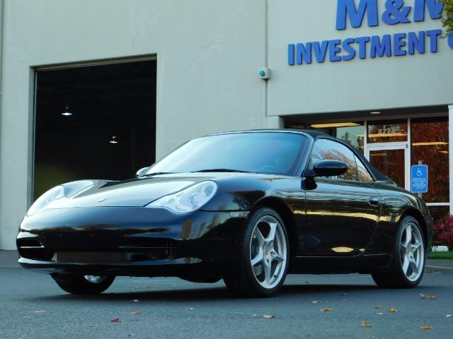 2004 Porsche 911 Carrera 4 / AWD / Convertible / 6-SPEED / 42K MILE - Photo 1 - Portland, OR 97217