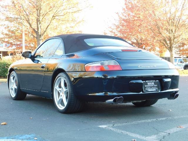 2004 Porsche 911 Carrera 4 / AWD / Convertible / 6-SPEED / 42K MILE - Photo 7 - Portland, OR 97217