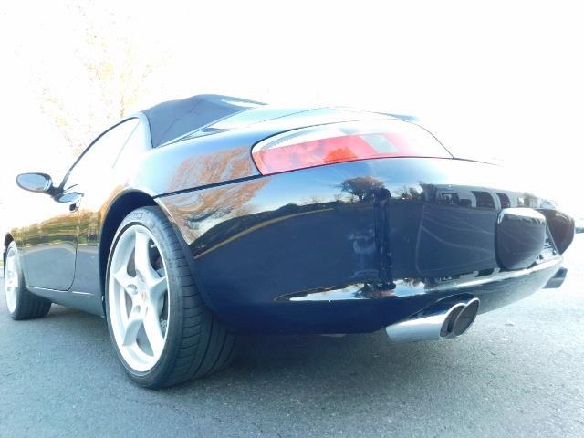 2004 Porsche 911 Carrera 4 / AWD / Convertible / 6-SPEED / 42K MILE - Photo 39 - Portland, OR 97217