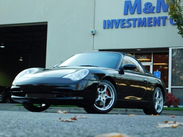 2004 Porsche 911 Carrera 4 / AWD / Convertible / 6-SPEED / 42K MILE - Photo 58 - Portland, OR 97217