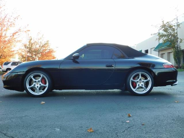 2004 Porsche 911 Carrera 4 / AWD / Convertible / 6-SPEED / 42K MILE - Photo 3 - Portland, OR 97217