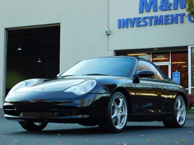 2004 Porsche 911 Carrera 4 / AWD / Convertible / 6-SPEED / 42K MILE - Photo 50 - Portland, OR 97217