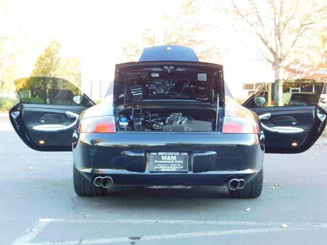 2004 Porsche 911 Carrera 4 / AWD / Convertible / 6-SPEED / 42K MILE - Photo 28 - Portland, OR 97217