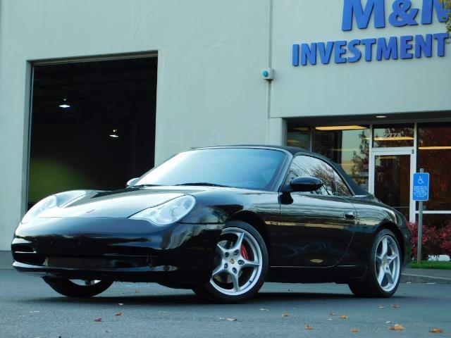 2004 Porsche 911 Carrera 4 / AWD / Convertible / 6-SPEED / 42K MILE - Photo 60 - Portland, OR 97217
