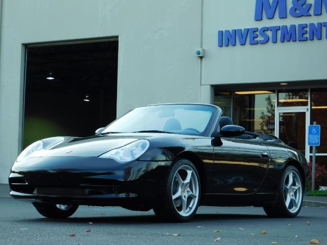 2004 Porsche 911 Carrera 4 / AWD / Convertible / 6-SPEED / 42K MILE - Photo 9 - Portland, OR 97217