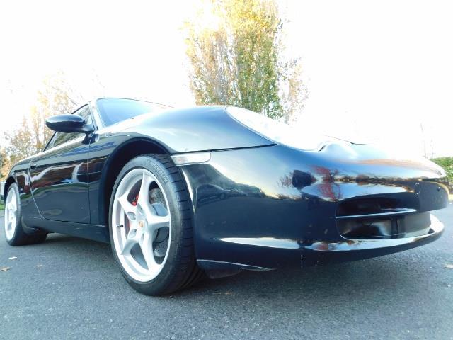 2004 Porsche 911 Carrera 4 / AWD / Convertible / 6-SPEED / 42K MILE - Photo 38 - Portland, OR 97217