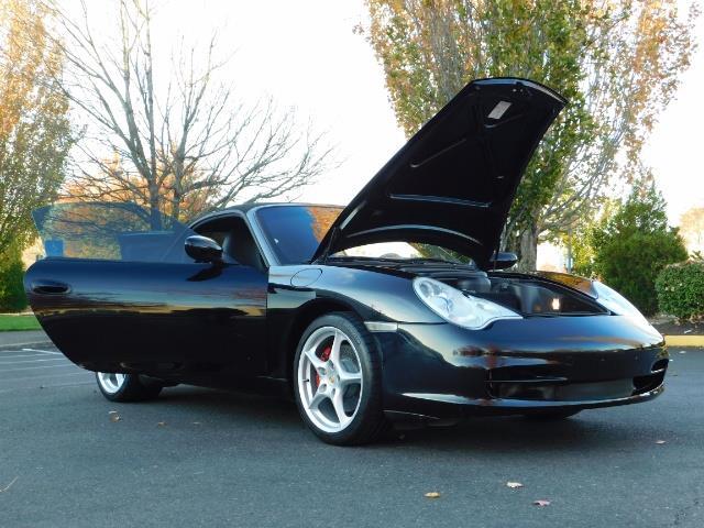 2004 Porsche 911 Carrera 4 / AWD / Convertible / 6-SPEED / 42K MILE - Photo 32 - Portland, OR 97217