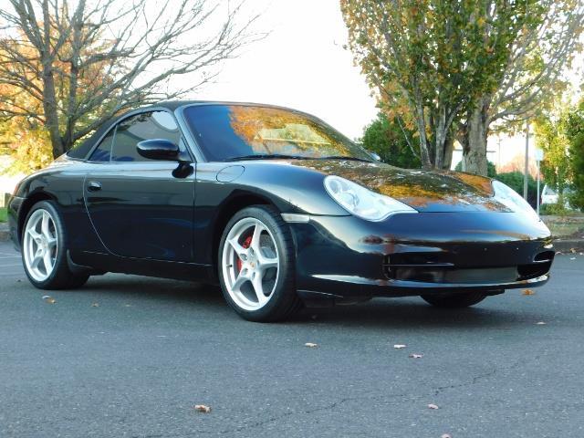 2004 Porsche 911 Carrera 4 / AWD / Convertible / 6-SPEED / 42K MILE - Photo 2 - Portland, OR 97217