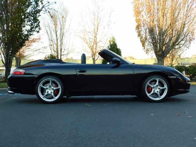 2004 Porsche 911 Carrera 4 / AWD / Convertible / 6-SPEED / 42K MILE - Photo 12 - Portland, OR 97217