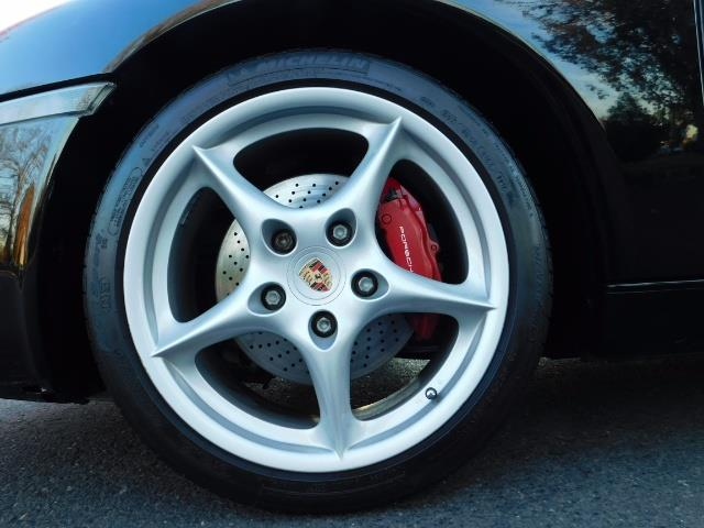 2004 Porsche 911 Carrera 4 / AWD / Convertible / 6-SPEED / 42K MILE - Photo 23 - Portland, OR 97217