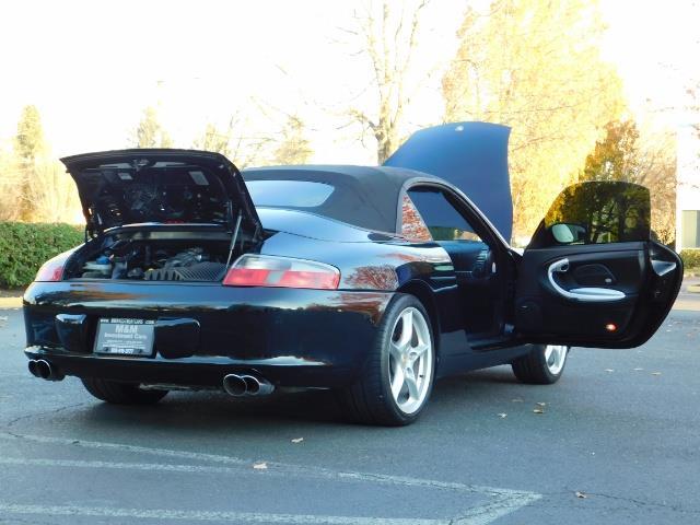 2004 Porsche 911 Carrera 4 / AWD / Convertible / 6-SPEED / 42K MILE - Photo 30 - Portland, OR 97217