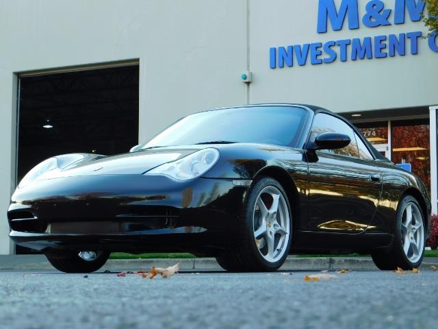 2004 Porsche 911 Carrera 4 / AWD / Convertible / 6-SPEED / 42K MILE - Photo 51 - Portland, OR 97217