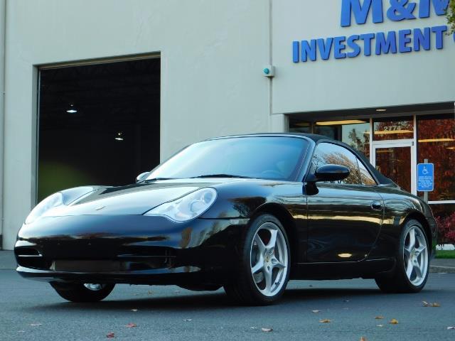 2004 Porsche 911 Carrera 4 / AWD / Convertible / 6-SPEED / 42K MILE - Photo 53 - Portland, OR 97217