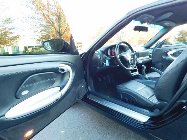 2004 Porsche 911 Carrera 4 / AWD / Convertible / 6-SPEED / 42K MILE - Photo 34 - Portland, OR 97217