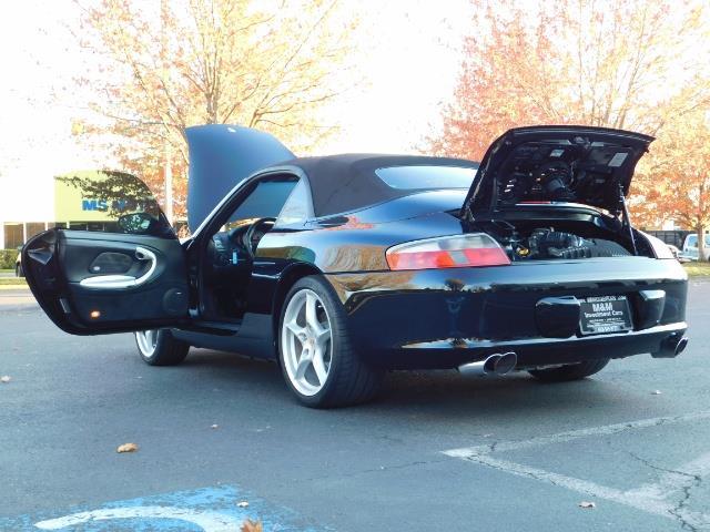 2004 Porsche 911 Carrera 4 / AWD / Convertible / 6-SPEED / 42K MILE - Photo 27 - Portland, OR 97217