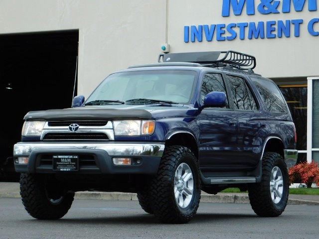 2002 Toyota 4Runner 4X4 V6 DIFF LOCK / Timing Belt Done / LIFTED !!! - Photo 41 - Portland, OR 97217