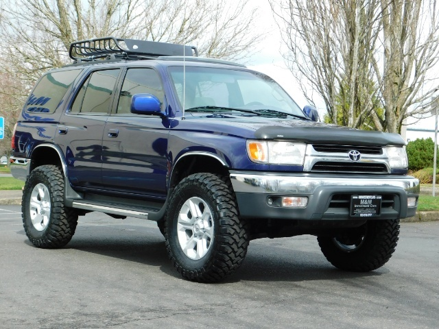 2002 Toyota 4Runner 4X4 V6 DIFF LOCK / Timing Belt Done / LIFTED !!! - Photo 2 - Portland, OR 97217