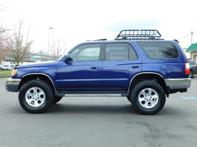 2002 Toyota 4Runner 4X4 V6 DIFF LOCK / Timing Belt Done / LIFTED !!! - Photo 3 - Portland, OR 97217