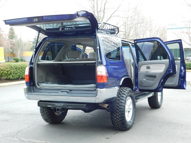 2002 Toyota 4Runner 4X4 V6 DIFF LOCK / Timing Belt Done / LIFTED !!! - Photo 28 - Portland, OR 97217