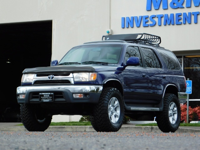 2002 Toyota 4Runner 4X4 V6 DIFF LOCK / Timing Belt Done / LIFTED !!! - Photo 40 - Portland, OR 97217