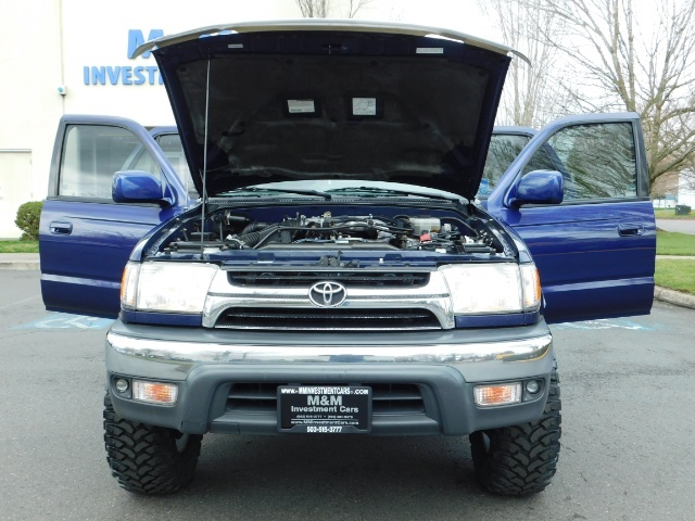 2002 Toyota 4Runner 4X4 V6 DIFF LOCK / Timing Belt Done / LIFTED !!! - Photo 30 - Portland, OR 97217
