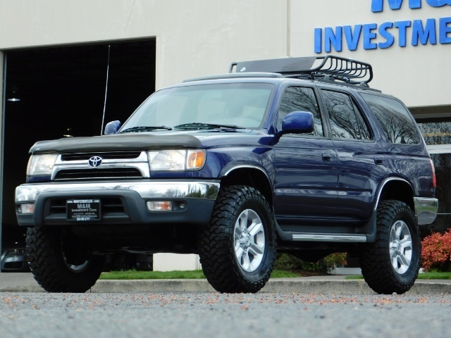 2002 Toyota 4Runner 4X4 V6 DIFF LOCK / Timing Belt Done / LIFTED !!! - Photo 1 - Portland, OR 97217