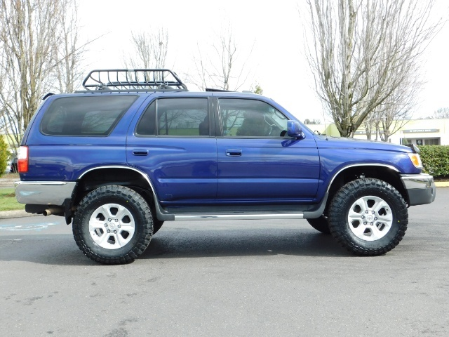 2002 Toyota 4Runner 4X4 V6 DIFF LOCK / Timing Belt Done / LIFTED !!! - Photo 4 - Portland, OR 97217