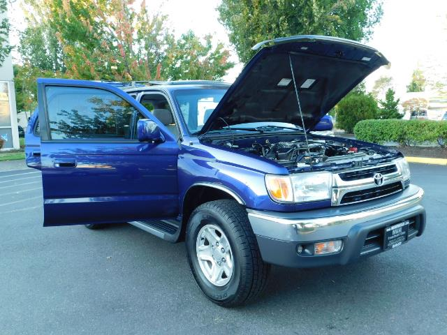 2002 Toyota 4Runner SR5 4X4 V6 DIFF LOCK / Timing Belt+Water Pump Done - Photo 29 - Portland, OR 97217