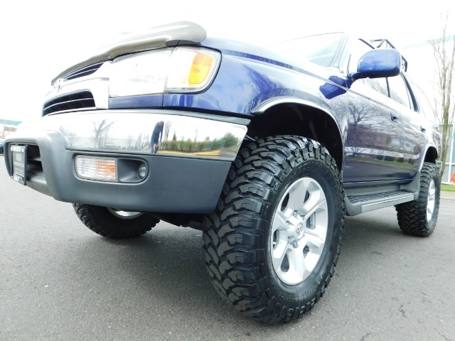 2002 Toyota 4Runner 4X4 V6 DIFF LOCK / Timing Belt Done / LIFTED !!! - Photo 9 - Portland, OR 97217