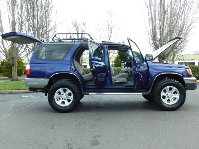 2002 Toyota 4Runner 4X4 V6 DIFF LOCK / Timing Belt Done / LIFTED !!! - Photo 22 - Portland, OR 97217