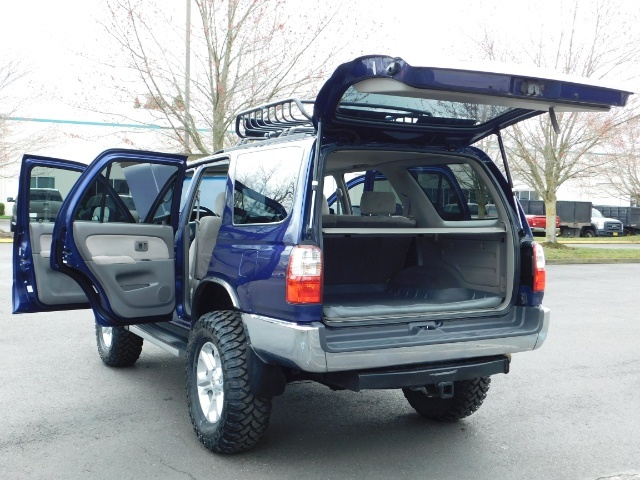 2002 Toyota 4Runner 4X4 V6 DIFF LOCK / Timing Belt Done / LIFTED !!! - Photo 26 - Portland, OR 97217