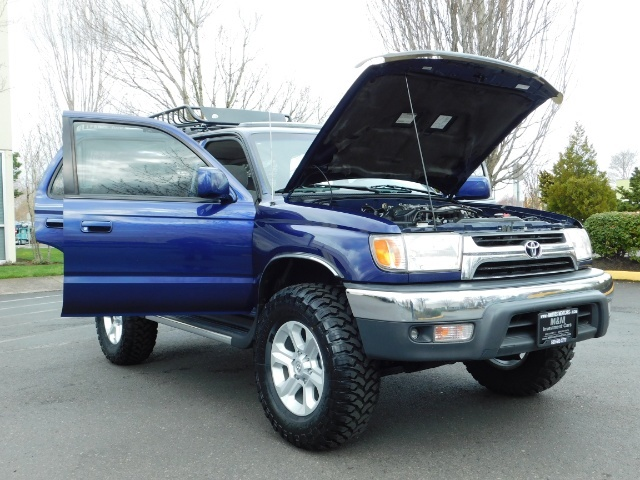 2002 Toyota 4Runner 4X4 V6 DIFF LOCK / Timing Belt Done / LIFTED !!! - Photo 29 - Portland, OR 97217