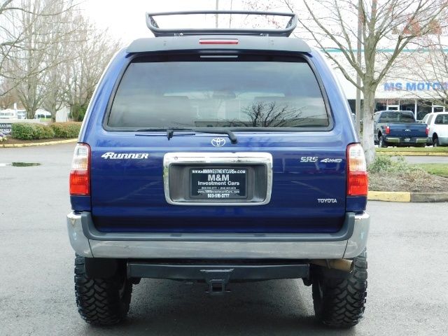 2002 Toyota 4Runner 4X4 V6 DIFF LOCK / Timing Belt Done / LIFTED !!! - Photo 6 - Portland, OR 97217
