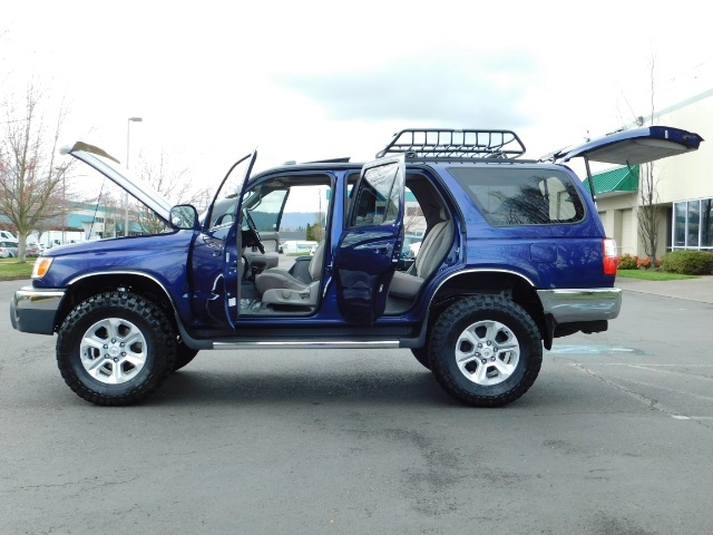 2002 Toyota 4Runner 4X4 V6 DIFF LOCK / Timing Belt Done / LIFTED !!! - Photo 21 - Portland, OR 97217