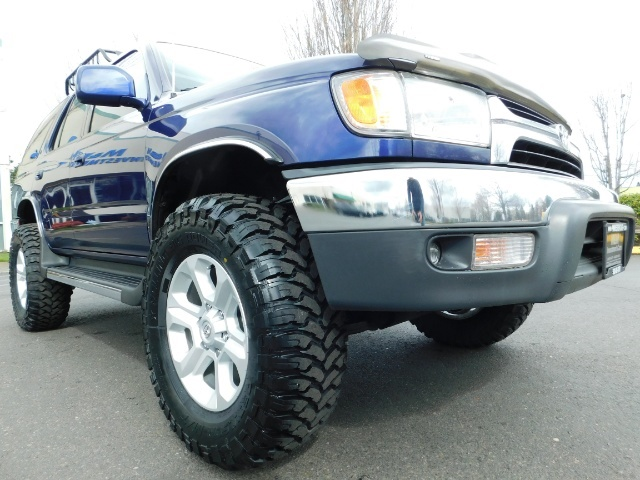 2002 Toyota 4Runner 4X4 V6 DIFF LOCK / Timing Belt Done / LIFTED !!! - Photo 10 - Portland, OR 97217