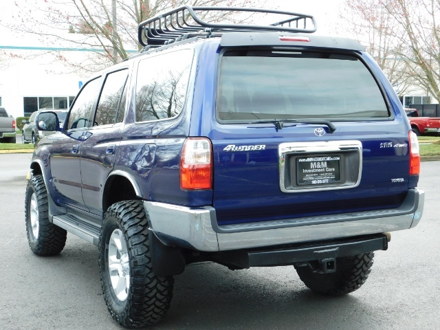 2002 Toyota 4Runner 4X4 V6 DIFF LOCK / Timing Belt Done / LIFTED !!! - Photo 7 - Portland, OR 97217