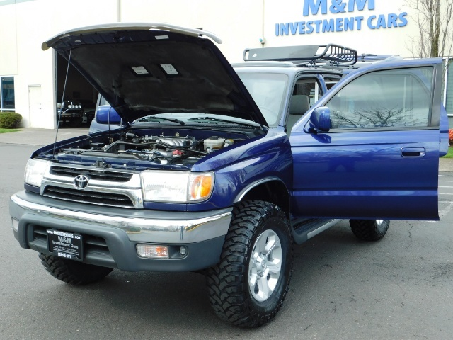 2002 Toyota 4Runner 4X4 V6 DIFF LOCK / Timing Belt Done / LIFTED !!! - Photo 32 - Portland, OR 97217