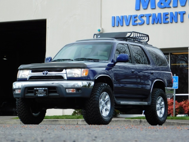 2002 Toyota 4Runner 4X4 V6 DIFF LOCK / Timing Belt Done / LIFTED !!! - Photo 39 - Portland, OR 97217