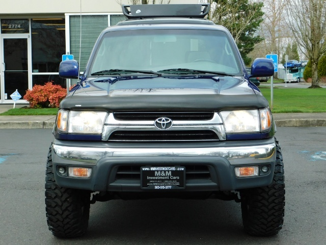 2002 Toyota 4Runner 4X4 V6 DIFF LOCK / Timing Belt Done / LIFTED !!! - Photo 5 - Portland, OR 97217
