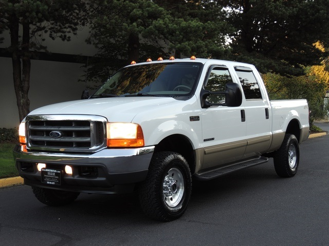 2001 ford f 250 super duty lariat 4x4 7 3l diesel 1 owner 49k mil. Black Bedroom Furniture Sets. Home Design Ideas