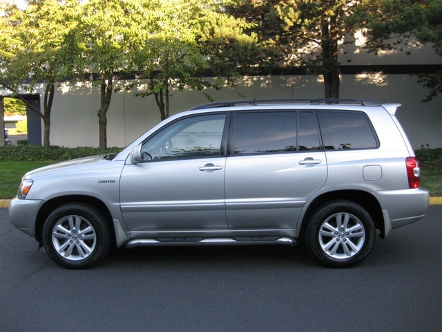 2006 toyota highlander hybrid 4wd limited navigation 3rd seat. Black Bedroom Furniture Sets. Home Design Ideas