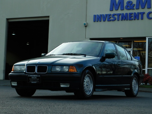 1996 BMW 328i / 4Dr  / Leather / 5-SPEED MANUAL / 1-OWNER - Photo 45 - Portland, OR 97217