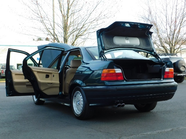1996 BMW 328i / 4Dr  / Leather / 5-SPEED MANUAL / 1-OWNER - Photo 27 - Portland, OR 97217