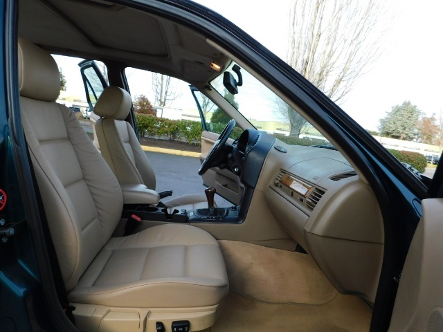 1996 BMW 328i / 4Dr  / Leather / 5-SPEED MANUAL / 1-OWNER - Photo 17 - Portland, OR 97217