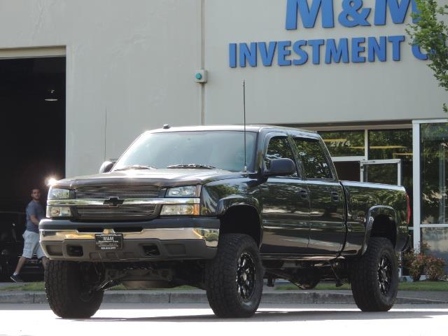 2005 Chevrolet Silverado 1500 LS 4dr Crew Cab / 4X4 / LIFTED / 86K Miles - Photo 48 - Portland, OR 97217