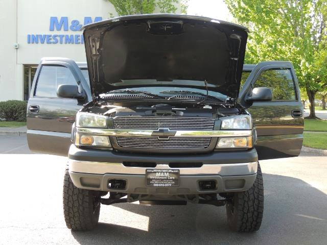 2005 Chevrolet Silverado 1500 LS 4dr Crew Cab / 4X4 / LIFTED / 86K Miles - Photo 32 - Portland, OR 97217