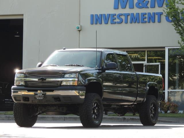 2005 Chevrolet Silverado 1500 LS 4dr Crew Cab / 4X4 / LIFTED / 86K Miles - Photo 45 - Portland, OR 97217