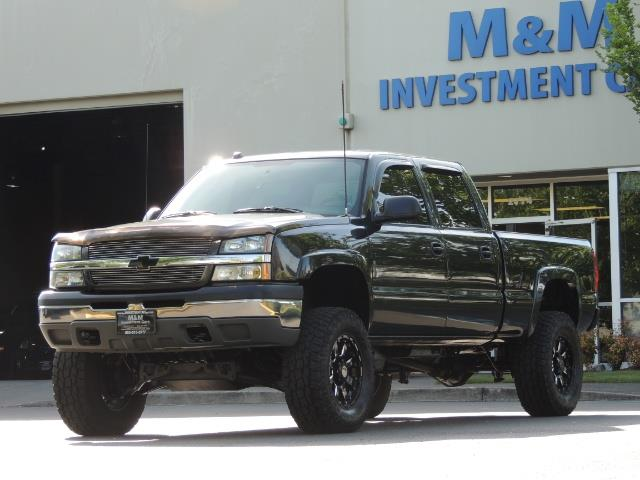 2005 Chevrolet Silverado 1500 LS 4dr Crew Cab / 4X4 / LIFTED / 86K Miles - Photo 44 - Portland, OR 97217